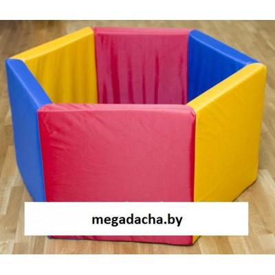 Сухой бассейн шестигранник (120 размер грани 60*60) фото