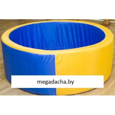 Сухой бассейн «Круглый» 130 (нейлон)