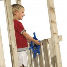 Штурвал игровой Boat для детских площадок KBT (синий)
