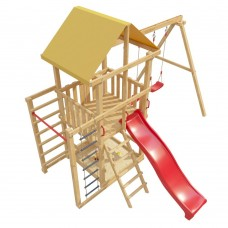 Детская деревянная площадка 5-й Элемент