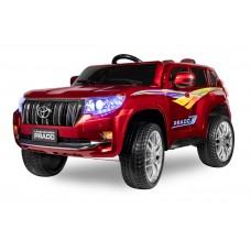 Детский электромобиль Kids Care Toyota Land Cruiser Prado 4x4 (красный paint)