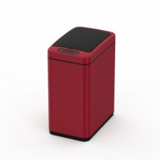 Сенсорное мусорное ведро JAVA Mary 8L Red