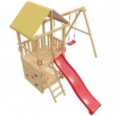 Детская деревянная площадка 6-й Элемент