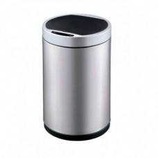 Сенсорное мусорное ведро EKO Docomo EK9285 35L Matt Steel