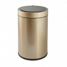 Сенсорное мусорное ведро EKO Docomo X EK9286 12L Champagne Gold