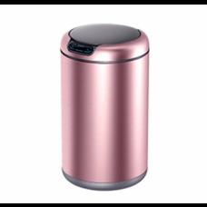 Сенсорное мусорное ведро EKO Galleria EK9255 12L Rose Gold