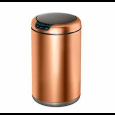 Сенсорное мусорное ведро EKO Galleria EK9255 12L Bronze