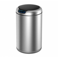Сенсорное мусорное ведро EKO Galleria EK9255 12L Matt Steel