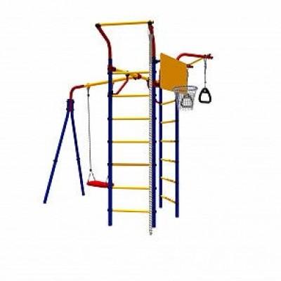 Детский уличный спорткомплекс «Карусель 3.3.14.22» Космодром 14 фото