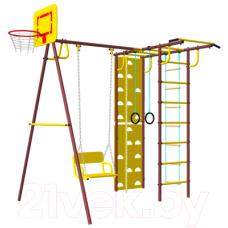 Игровой комплекс Rokids Тарзан Мини УДСК-6.1 шоколад