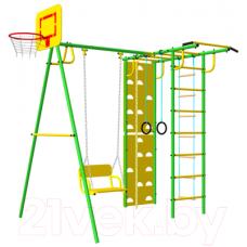 Игровой комплекс Rokids Тарзан Мини УДСК-6.1 зеленый