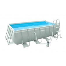 Каркасный бассейн 400х200 см, Intex 28350/54182