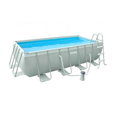 Каркасный бассейн 400х200 см, Intex 28350/54182 фото