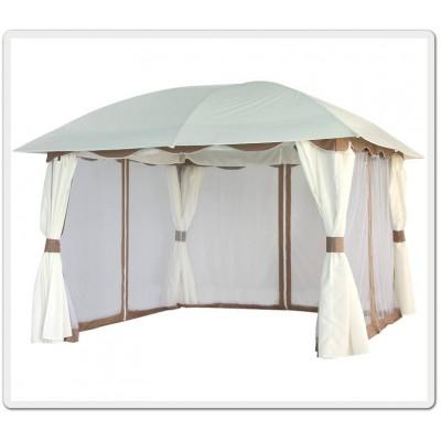 Тент-шатер садовый 3,5x3,5 ForRest 3535MW фото