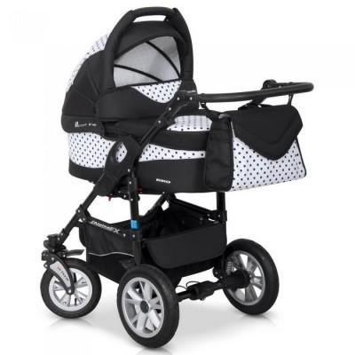 Детская универсальная коляска 2в1 RIKO ALPINA FX