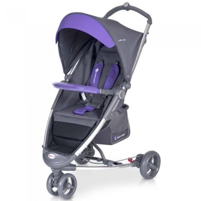 Детская прогулочная коляска EURO-CART LIRA 3