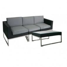 Комплект мебели STEEL, Garden4you 1362, 13621, 13622 +13624