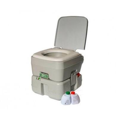 Биотуалет для дачи SANITECO CHH-2315 фото