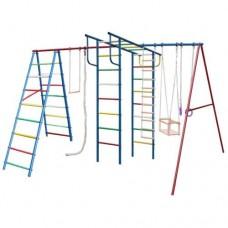 Игровой комплекс для дачи Вертикаль-А+П макси