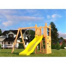 Детская площадка Савушка Мастер - 6 с качелями