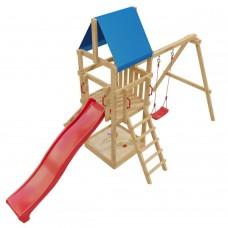 Детская деревянная площадка 7-й Элемент
