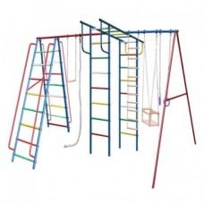 Игровой комплекс для дачи Вертикаль-А1+П МАКСИ