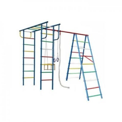 Игровой комплекс для дачи Вертикаль-А+П фото