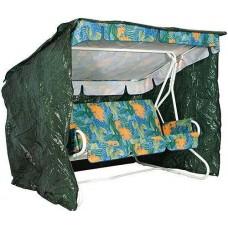 Чехол укрытие от дождя для садовых качелей (универсальный)
