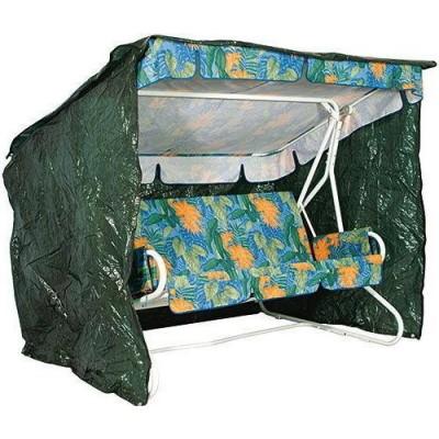 Чехол укрытие от дождя для садовых качелей (универсальный) фото