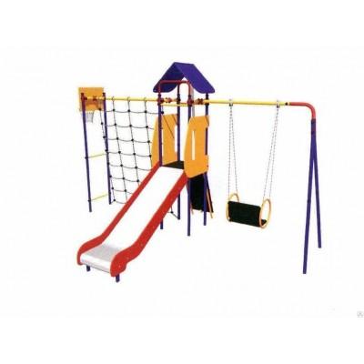 Детский спортивный комплекс (ДСК) для улицы «Карусель 3.3.14.27» фото