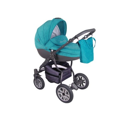 Универсальная коляска Lonex Sweet Baby Pastel (2 в 1) фото
