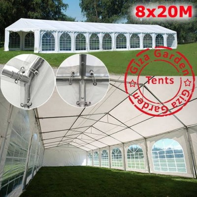 Тент-шатер павильон Giza Garden 8x20м фото