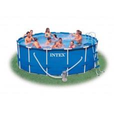 Бассейн каркасный с комплектом 366x99 см Intex 28218/54424