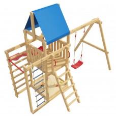 Детская деревянная площадка 8-й Элемент