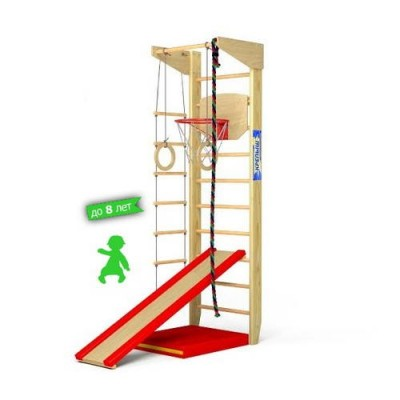 Детский спортивный комплекс «Крепыш 0.1» Малыш Вариант 2