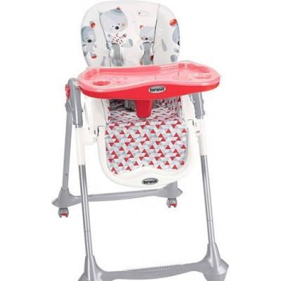 Детский стульчик для кормления Brevi Convivio
