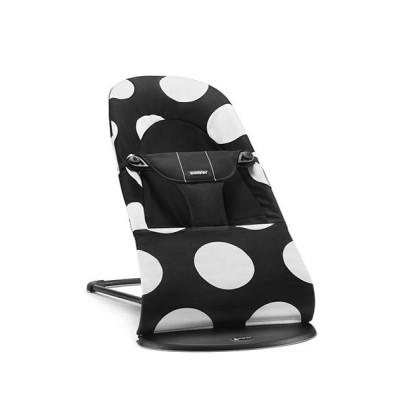 Кресло - шезлонг BabyBjorn Balance Soft Dots фото