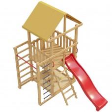 Детская деревянная площадка 9-й Элемент