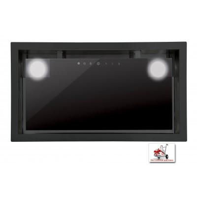 Вытяжка кухонная Cata GC DUAL BK 75 X CLASS A