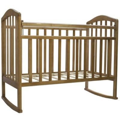 Детская кроватка Антел Алита 2 (Бук, Орех) фото