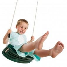 Детские подвесные качели KBT Standart (салатовый)