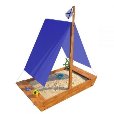 Песочница Ладья  фото