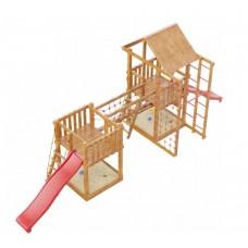 Детская деревянная площадка Сет Сибирика старт мини