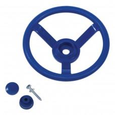 Руль игровой для детских площадок KBT (синий)