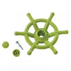 Штурвал игровой Boat для детских площадок KBT (салатовый)
