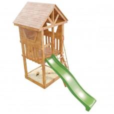 Детская деревянная площадка Сибирика Башня