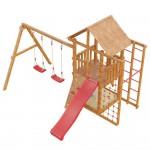 Детская деревянная площадка Сибирика Спорт