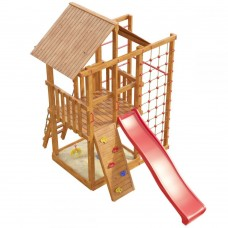 Детская деревянная площадка Сибирика Старт