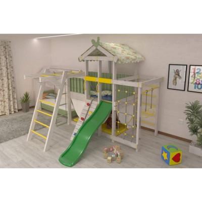 Игровой комплекс - кровать Савушка Baby - 4 фото