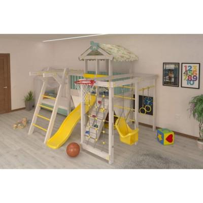 Игровой комплекс - кровать Савушка Baby - 5 фото